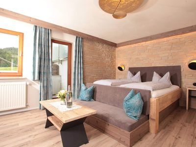 """Photo for Double room """"Ifenblick"""" No. 9 - Landhaus Bromm"""