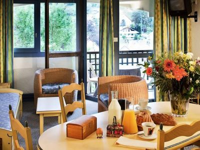 Photo for Residence Les Vallées *** - Labellemontagne - 2 Rooms 4 People