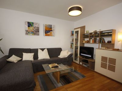 Photo for Cosy apartment for 3 guests with WIFI, TV, balcony and parking