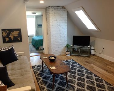 Photo for Charming West End Loft * Walking distance to the Old Port *