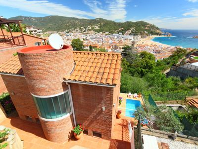 Photo for Vacation home Saphire  in Tossa de Mar, Costa Brava - 8 persons, 4 bedrooms