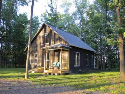 Photo for Newly Built Chalet Style Cottage In The Heart Of The Finger Lake's