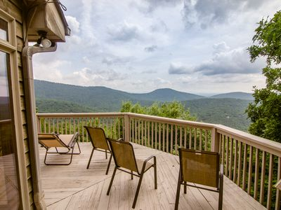 Photo for Cash View Big Canoe Mountain Home with Spectacular Views