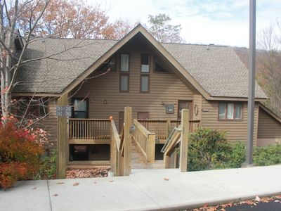 Photo for Just Steps from the Slopes!!! Quiet Condo in the Heart of Wintergreen!