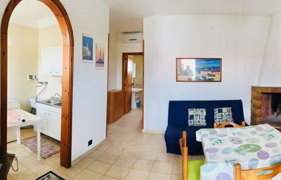 Photo for REAL ESTATE REFOLO | CASA DEL MANDORLO 300 METERS FROM THE BEACH
