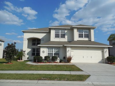 Photo for Elegant Urban Home in Disney Area, 6 BR, Pool and Spa