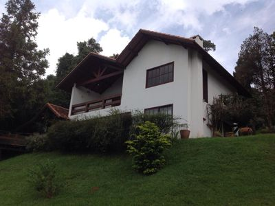 Photo for Monte Verde with 4 suites, (1 bedroom for 8 people)