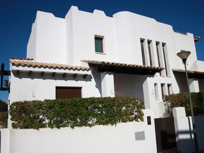 Photo for Villa with Garden, Wifi and Television Spanish and English