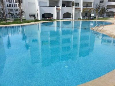 Photo for Appartement au complexe marina golf