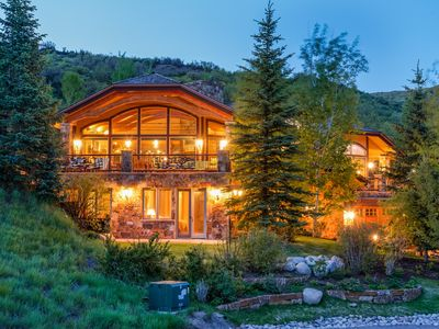 Photo for Mountain Retreat With Stunning Views Of Snowmass