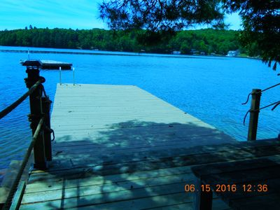 Photo for 3BR Cottage Vacation Rental in Dwight, ON