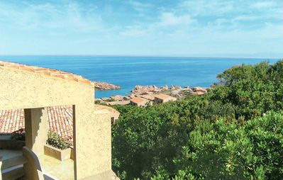 Photo for Villa Alfadem in Costa Paradiso with private garden and sea view, sleeps 8