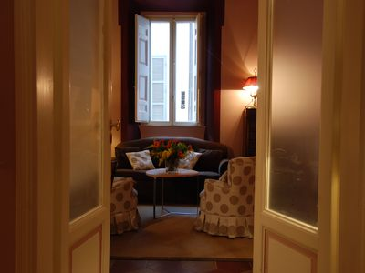 Photo for Lovely 1bdr apt in Campo de' Fiori
