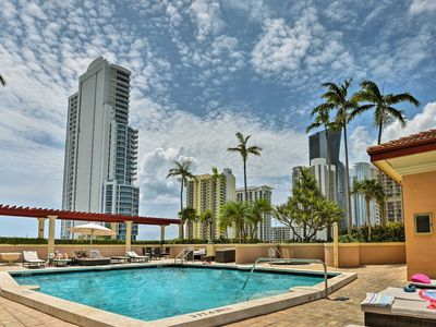 Photo for NEW! Sunny Isles Apt w/Pool Access - Walk to Beach
