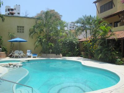 Photo for Zihuatanejo Two Bedroom Condo Near Beaches, Restaurants and Shops