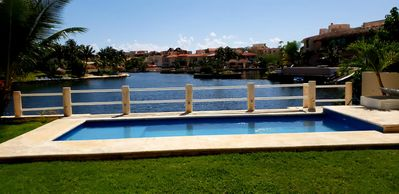 Photo for Casa Areca · 2 Bedroom water front