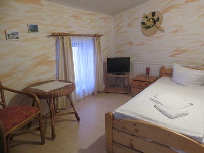 Photo for Single Room 4 - Holidays with Monsieur Pigard 42001