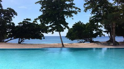 Photo for upscale 1 bedroom apartment in private beach community