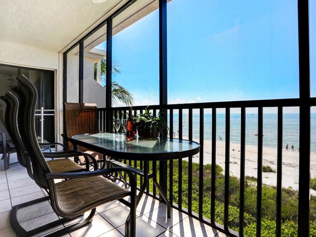 Luxury direct beachfront 2br den w 2 free bikes wifi - Florida condo swimming pool rules ...