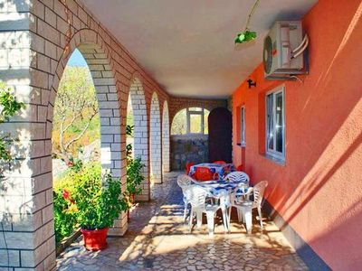 Photo for Holiday apartment Senj for 6 - 8 persons with 2 bedrooms - Holiday apartment