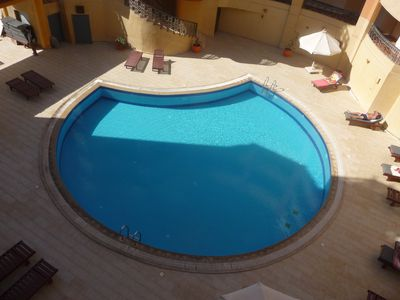 Photo for Luxury 2 Bed/2bath Apt In The Popular Regency Towers Hurghada