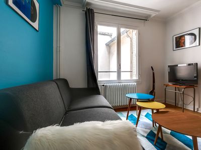 Photo for Beautiful Apartment Heart of Paris - 2/4 people