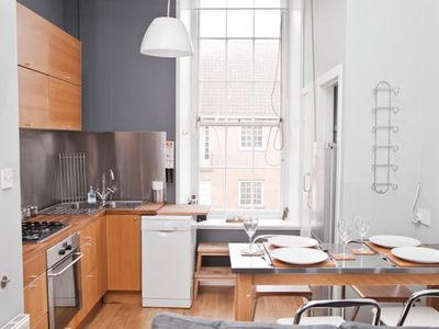 Photo for Contemporary And Spacious Apartment On Edinburgh's Royal Mile
