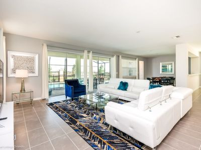Photo for ***New SOLARA Luxury 9Br Pool/Spa Home Steps From Resort Amenities***