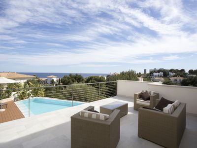 Photo for VILLA PORTO CRISTO 360 VIEW + POOL