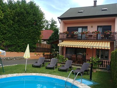 Photo for Holiday apartment Balatonföldvár for 1 - 6 persons - Holiday apartment