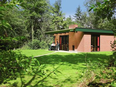 Photo for Nicely furnished bungalow with a gas fireplace, in nature