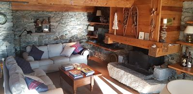 Photo for Luxurious Traditional Mountain House and alpine aspect / from 8 to 12 people.