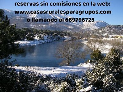 Photo for Self catering Venero Claro, Agua Clara y la Fontana for 71 people