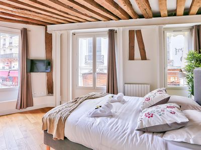 Photo for Notre Dame - typical Parisian flat