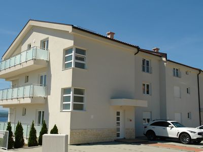 Photo for Holiday apartment in quiet location, with sea view