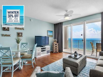 Photo for 30% OFF Winter: BEACHFRONT View@Resort HEATED Pool/Hotub +FREE VIP Perks&MORE