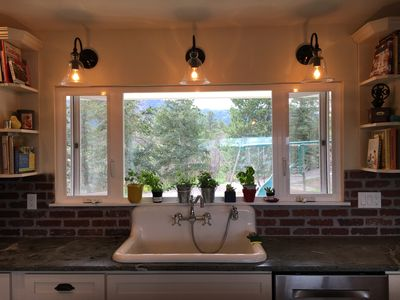 Photo for Beautifully Remodeled Farmhouse on Breathtaking 6 Acre Mountain Homestead