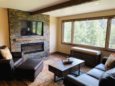 Photo for RENOVATED-SKI/BOARD/GOLF-2B/2B-Pool,HotTub, Fitness-5STAR*SPECIAL WINTER RATES
