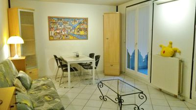 Photo for Montpellier center Antigone, parking, internet, air conditioning / heating