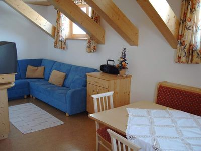 "Photo for ""Tamberg"" / 2 bedrooms / shower, WC - Familienbauernhof Grossgrub"
