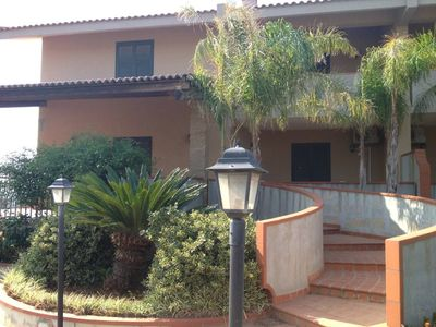 Photo for Spectacular Villa in the Natural Reserve of Cava Grande with 8/12 beds