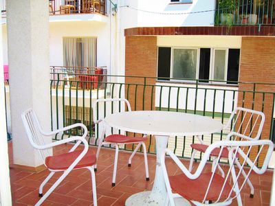Photo for Pleasant and very spacious apartment for 8 persons.