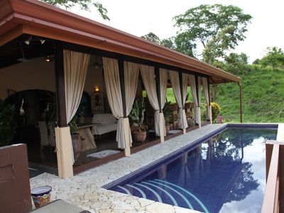 "Photo for casa agalla pura vida ""private pool"""
