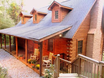 WELCOME TO ALPINE LOG CABIN!!