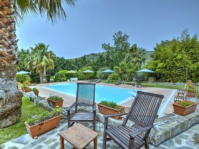 Photo for One bedroom Villa, sleeps 2 in Camella with Pool, Air Con and WiFi
