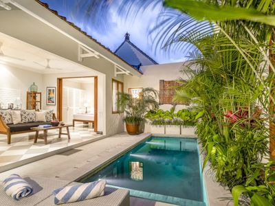 Photo for 1 Bedroom Villa with Private Pool Perfect Location!