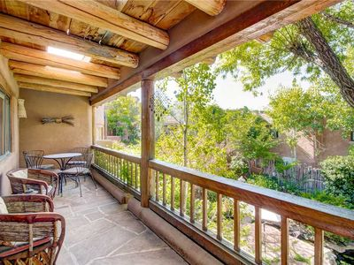 Photo for Alma Compound Oasis, 2 Bedrooms,Sleeps 4, Fireplaces, Patio, WiFi