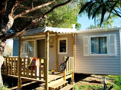 Photo for 3BR Mobile Home Vacation Rental in FREJUS