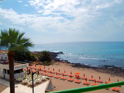 Photo for Costamar, Los Cristianos - Sea front apartment with sunny balcony