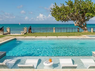 Photo for Canoe Cove on the Beach - Ideal for Couples and Families, Beautiful Pool and Beach
